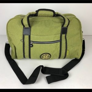 Kipling Vintage Weekender Duffle Bag Tote